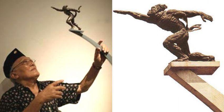Edhi Sunarso dan Patung Dirgantara