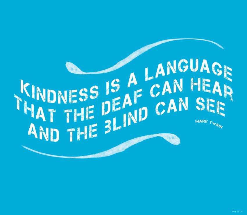 Kebaikan akan tetap laku dimanapun