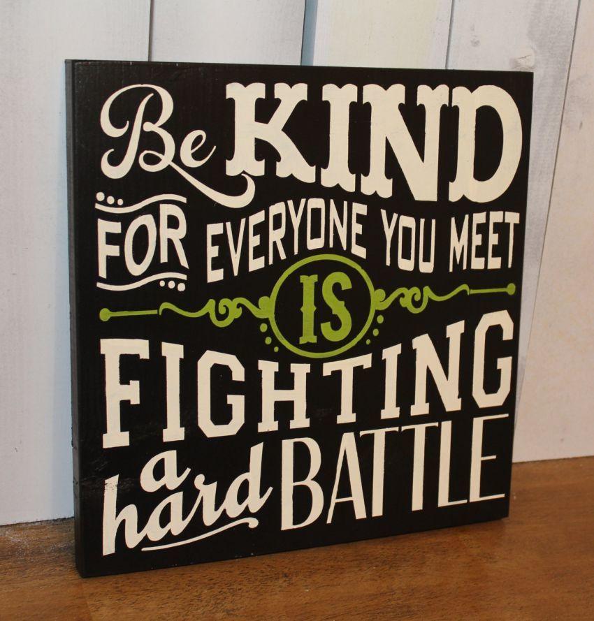 Selalu fokus untuk berbuat baik ke orang lain