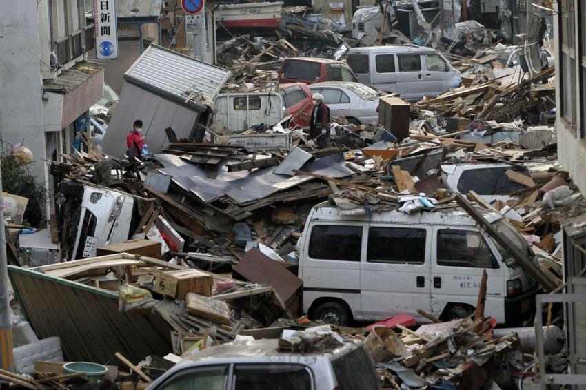 Gempa di Kobe, tahun 1995