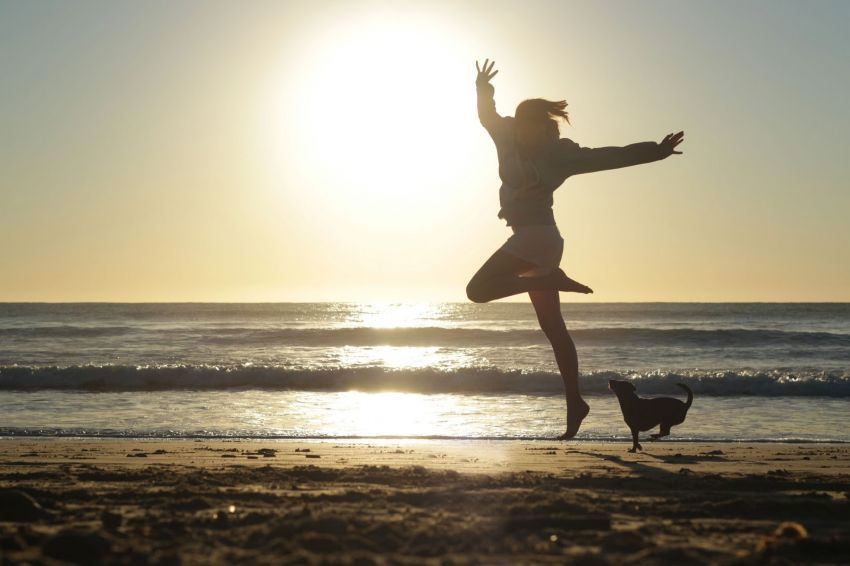 Selalu bersyukur dan nikmati hidupmu