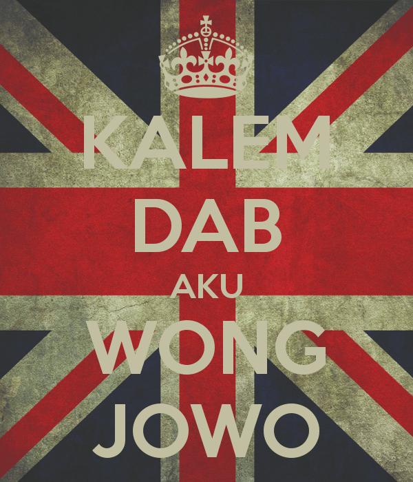 Orang Jawa?
