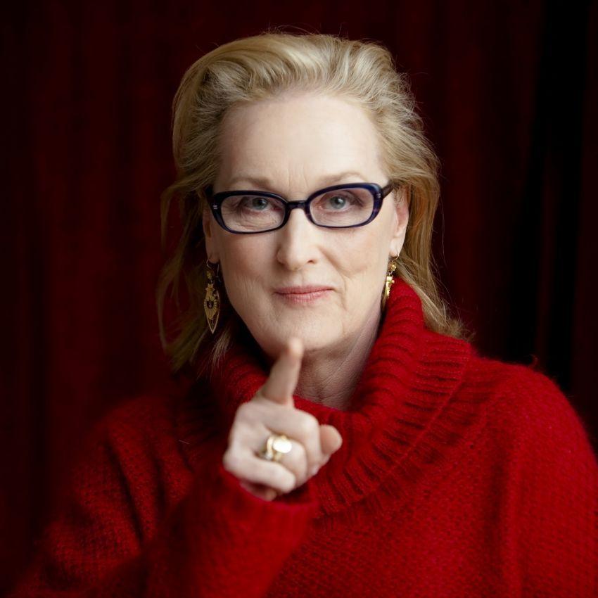 Meryl Streep, akris