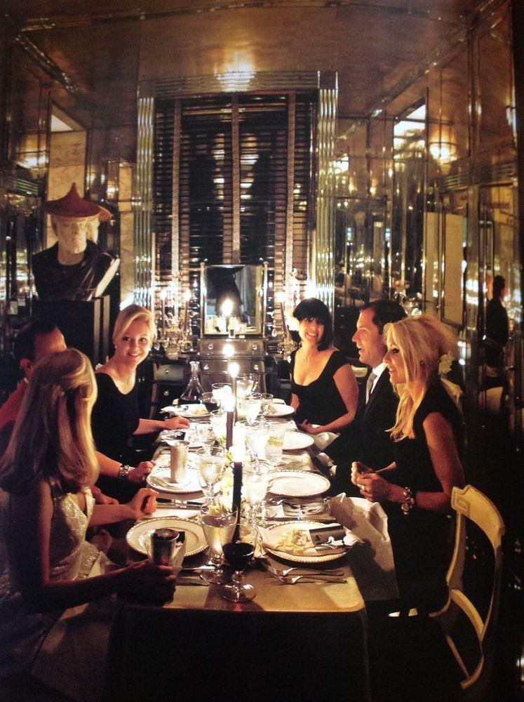 Perhatikan table manner saat makan