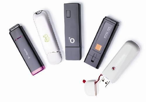 Berbagai jenis modem