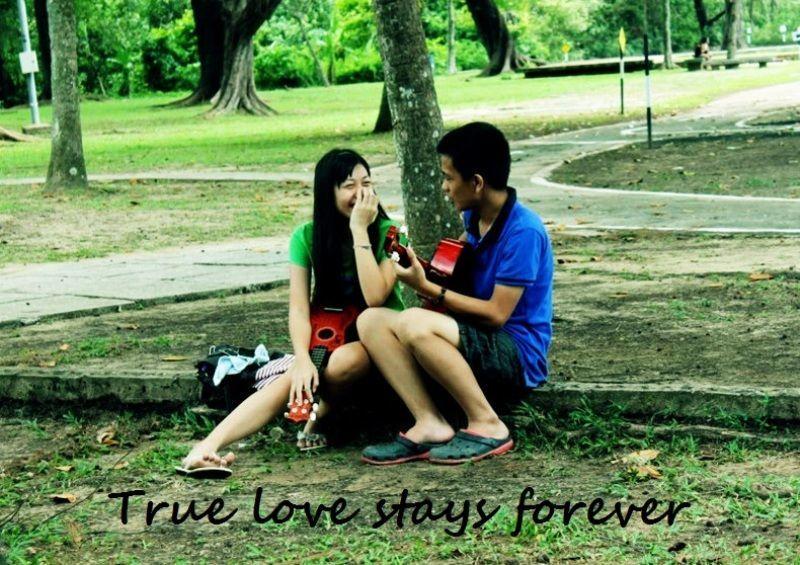 banyak momen romantis dalam hubungan kalian