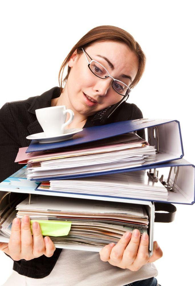 Mahasiswa sibuk