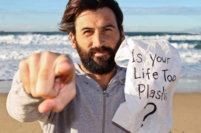 Kurangi ketergantungan plastik sekarang juga!