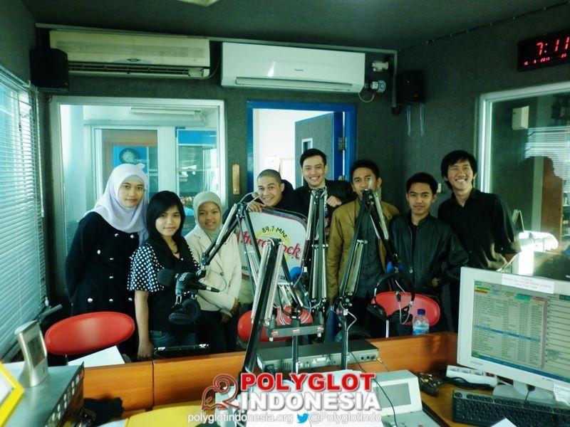 Komunitas Poliglot Indonesia, menemukan jiwanya dalam mempelajari bahasa asing
