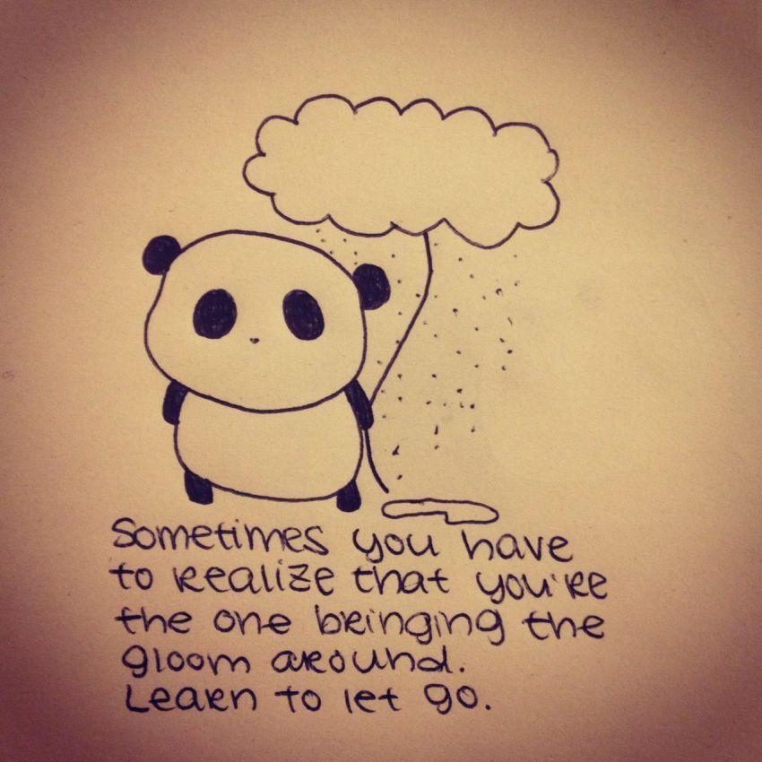 Belajarlah untuk melepaskan