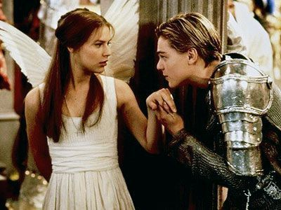 Kisah cintaku seperti romeo dan juliet... hiks