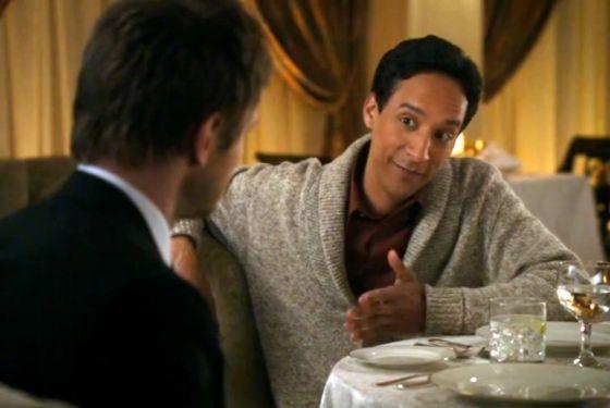 Santai, seperti Abed