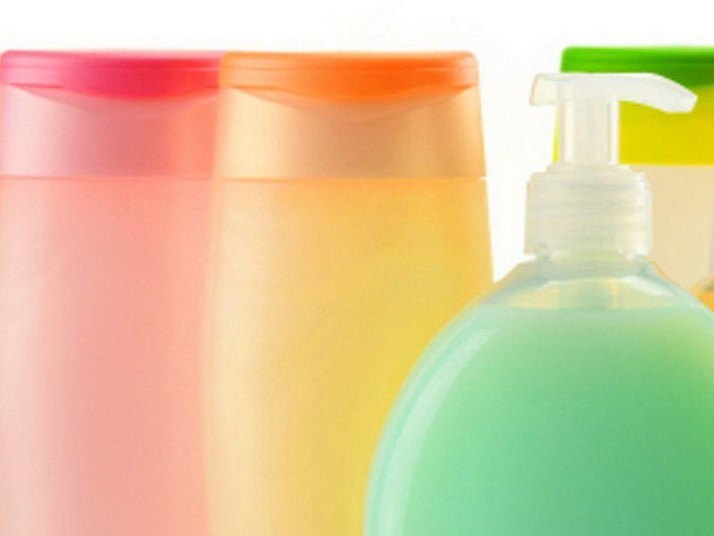 Ngirit shampo...
