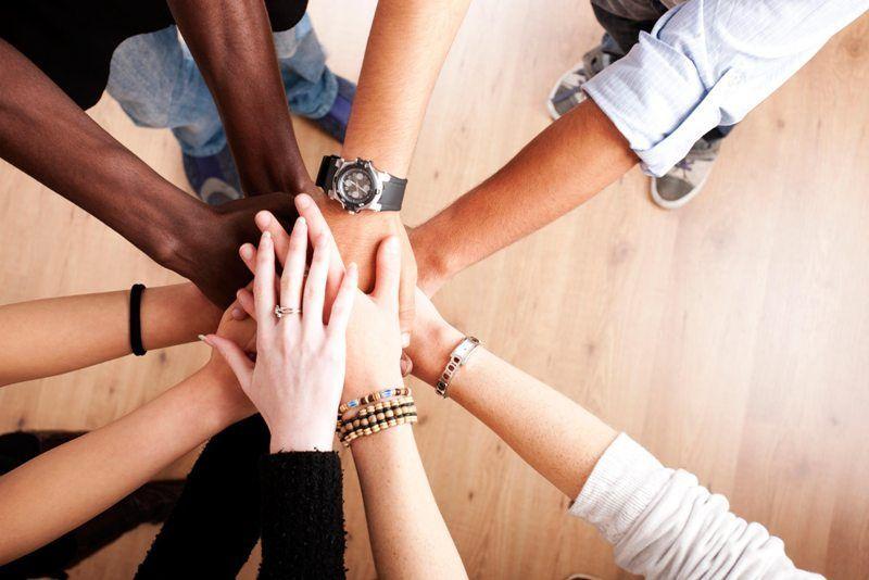 keberhasilan adalah hasil kerja sama