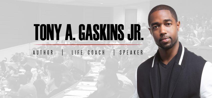 Tony Gaskins Jr.