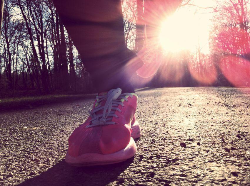 Berolahragalah sebelum memulai hari