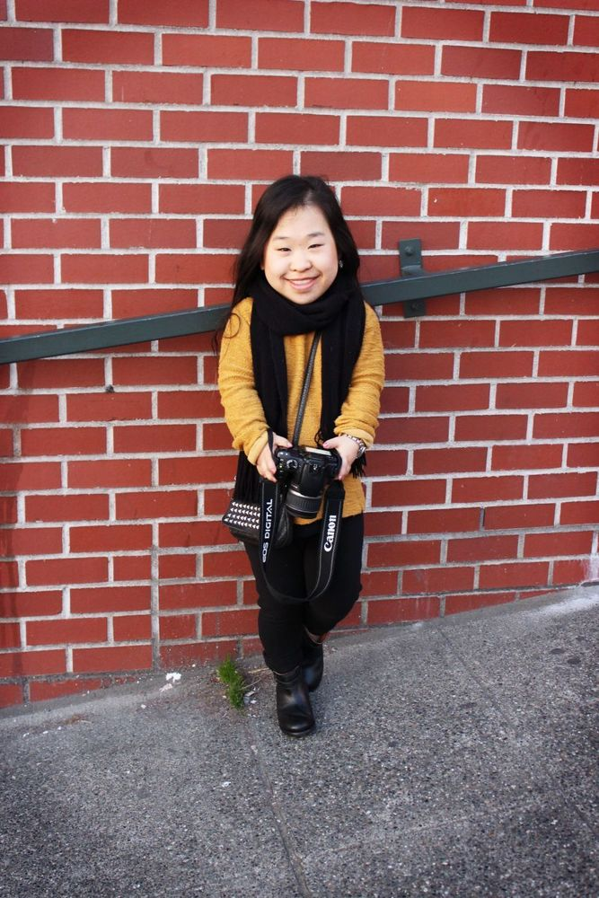 Doris, fotografer makanan asal Korea Selatan yang sangat mencintai pekerjaannya