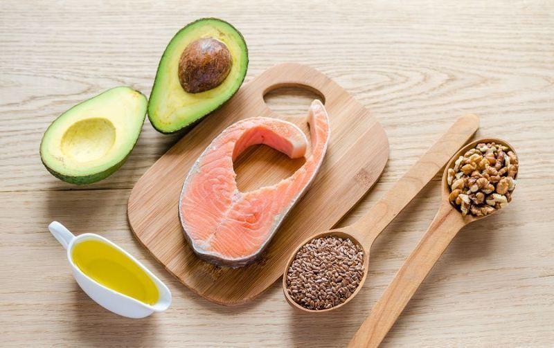 konsumsi makanan yang mengandung omega 3