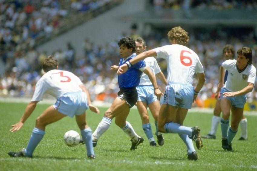 Maradona's magic