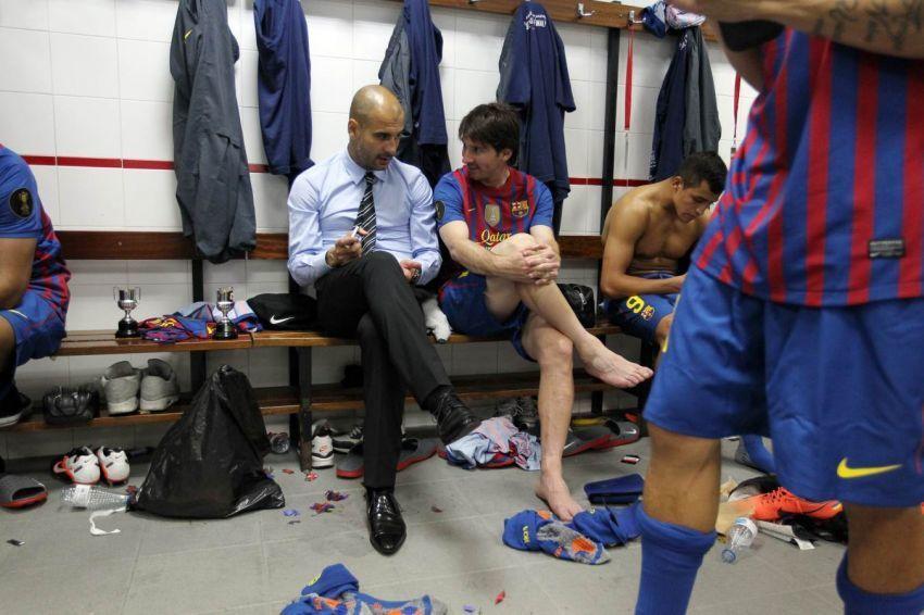 Guardiola menegaskan filosofi Barcelona