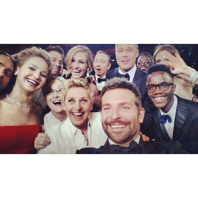 Selfie paling tenar di dunia