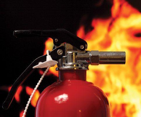 Fire extinguisher pada umumnya