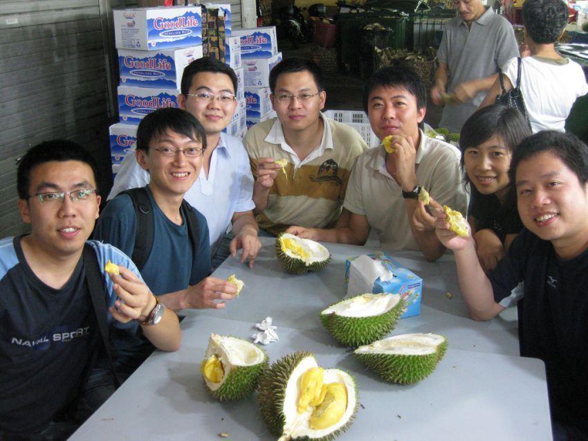 Durian mengenyangkan
