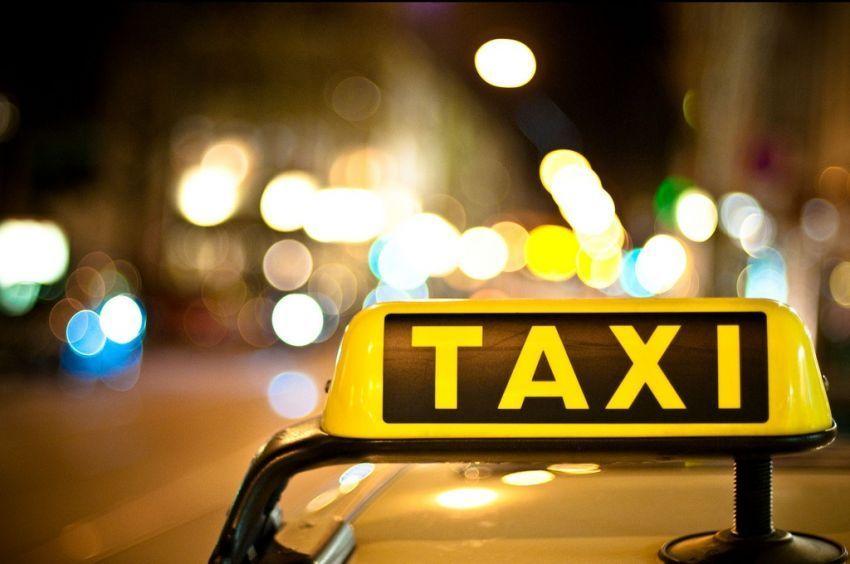 Waspada di taksi