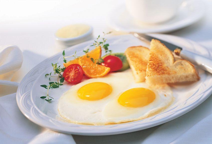 Selalu sarapan sehat