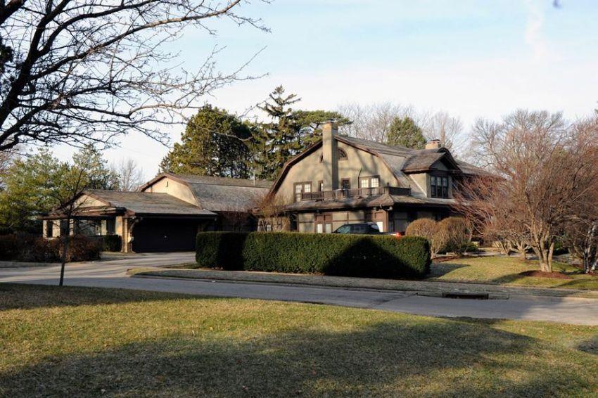 Rumah simpel Warren Buffet