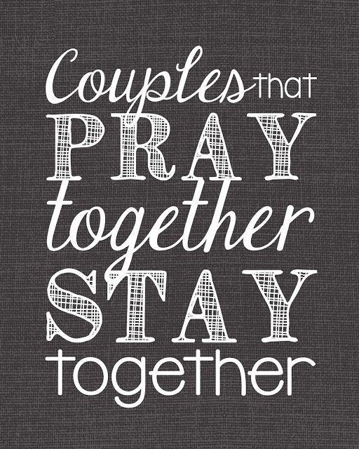 Berdoa bersama, bertahan bersama