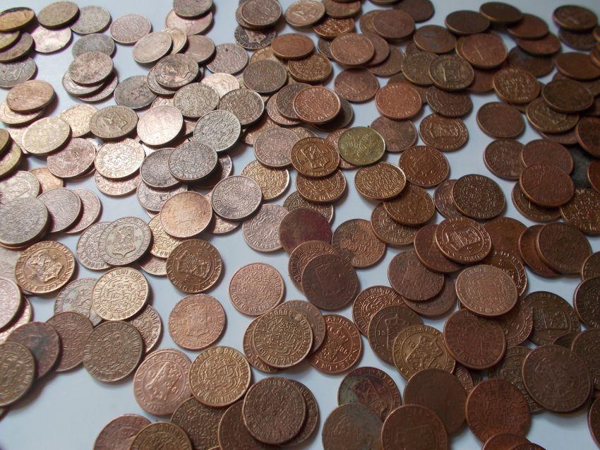 Uang kuno kamu bersih lagi deh