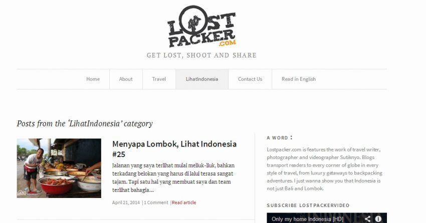 #LihatIndonesia