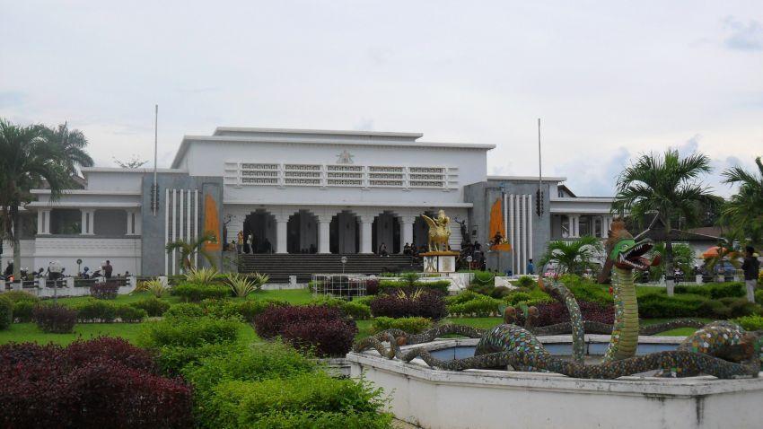 Museum Mulawarman di Tenggarong
