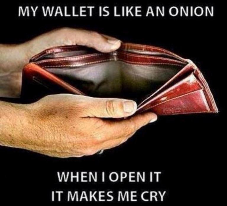 Mending jomblo daripada gak punya duit