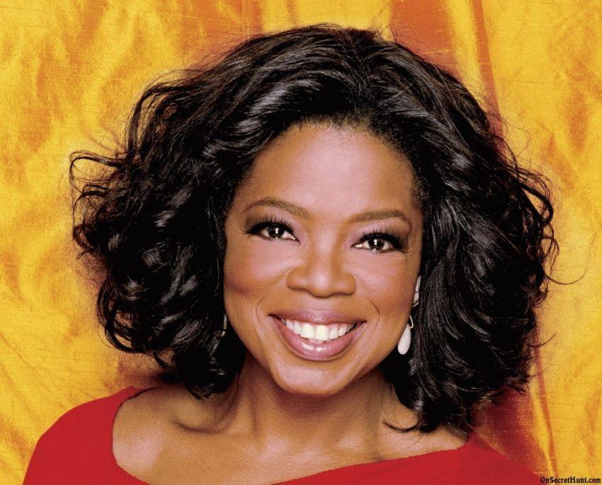 Oprah Winfrey, meditasi untuk meringankan pikiran