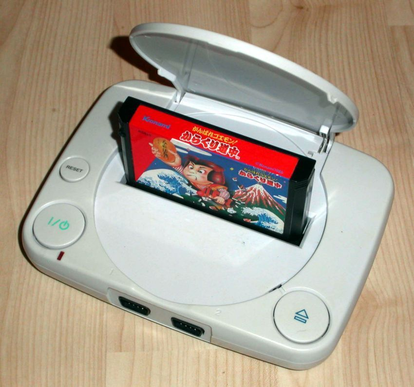 Nintendo PolyStation