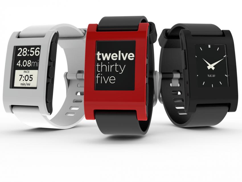 Peeble E-Watch