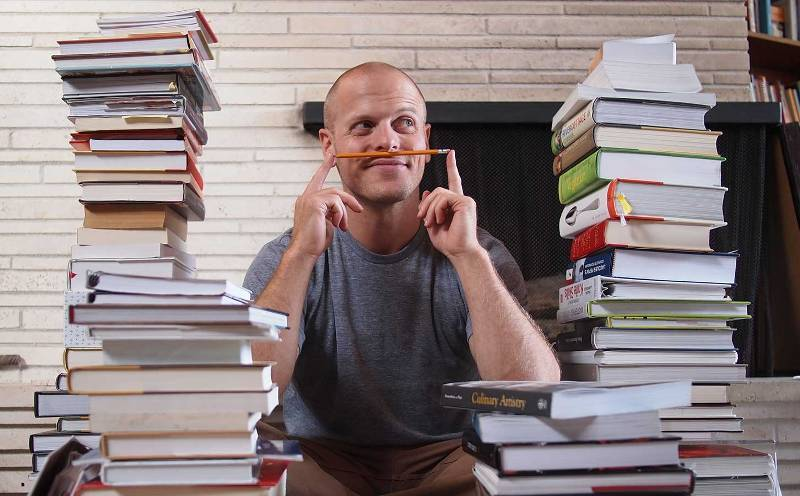 hindari multitasking - Tim Ferriss