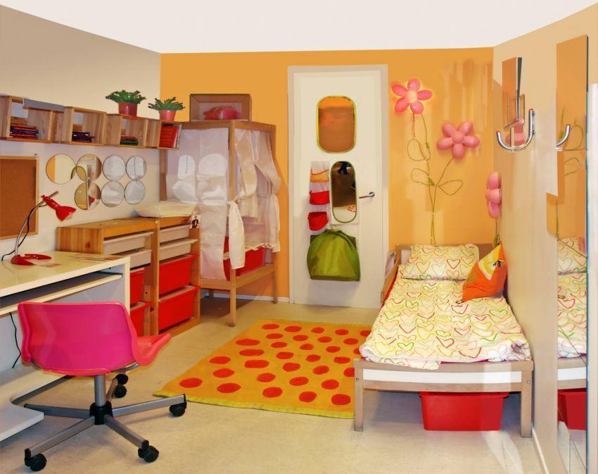 Kalau kamarnya senyaman ini, siapa yang tidak betah?