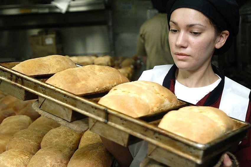 Mungkin passion mu di bakery