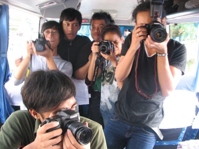 Kamu juga bisa mengasah skill fotografi