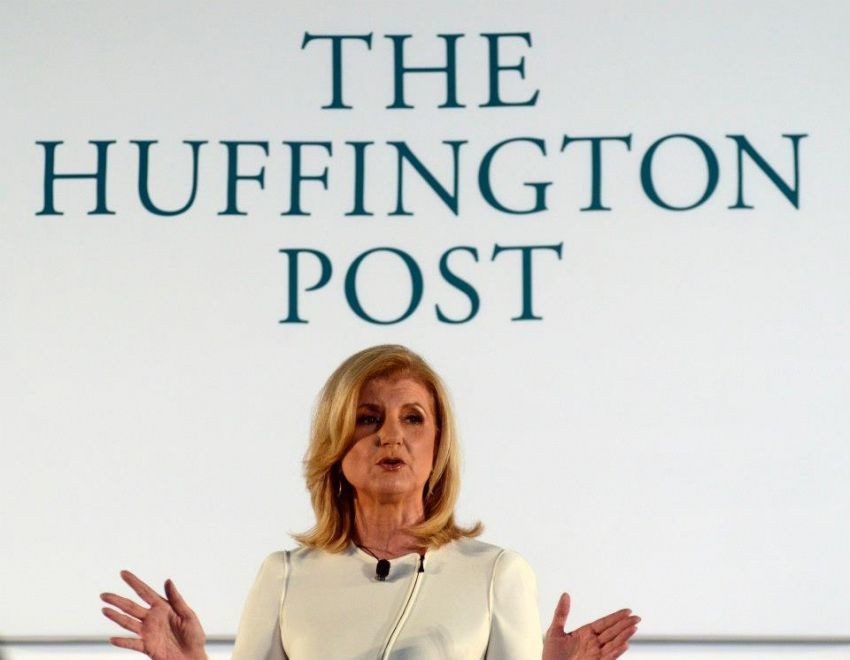 CEO The Huffington Post
