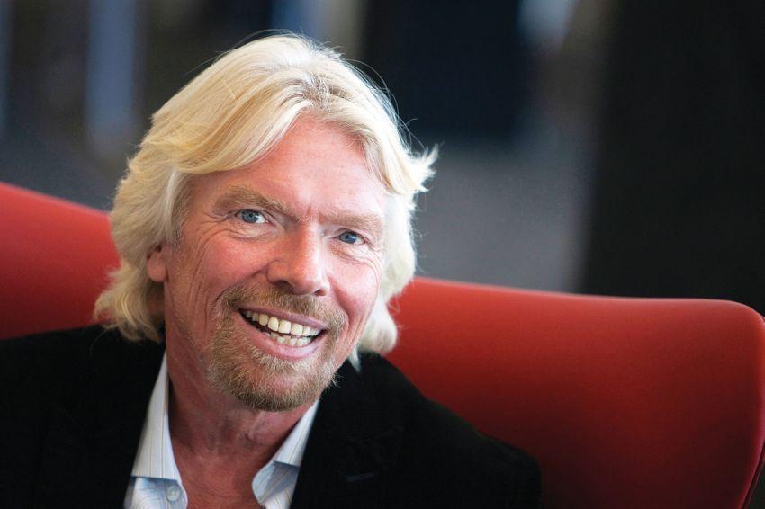 Catat segala impianmu-Richard Branson