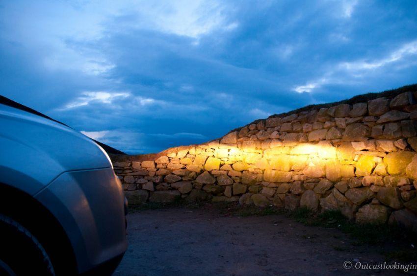 Matikan lampu kendaraanmu