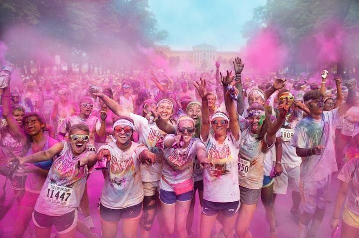 Buat hidupmu lebih berwarna