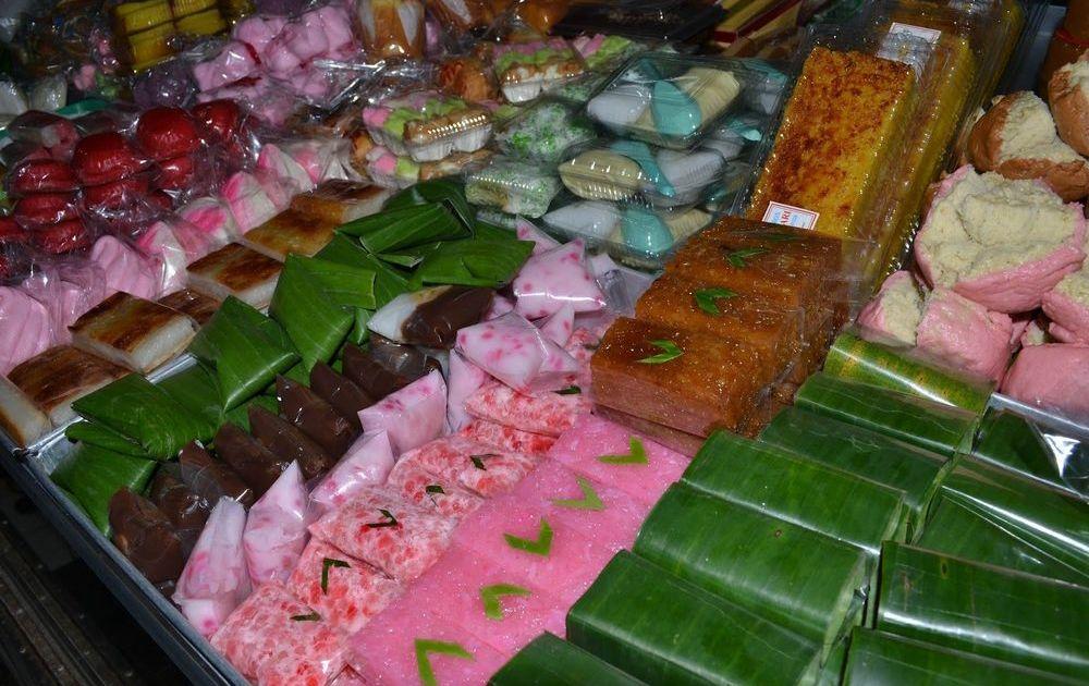 Jajanan Tradisional Indonesia Yang Tak Akan Lekang Oleh Waktu