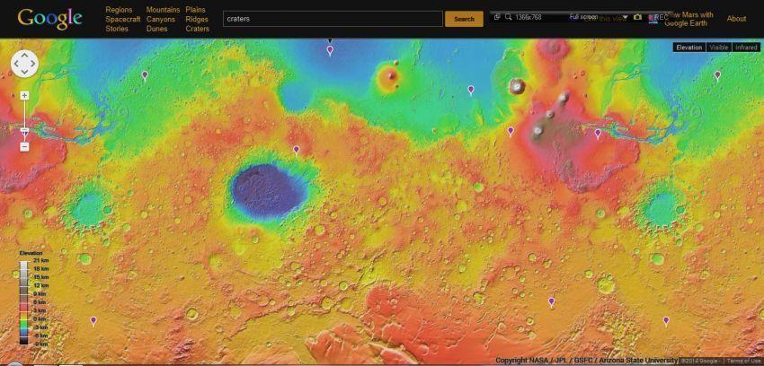 Menjelajah Mars