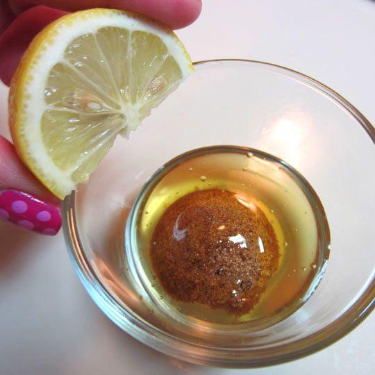 Honey & Lemon Mask