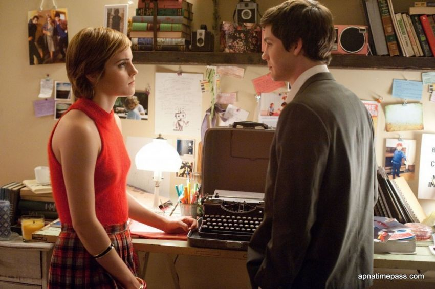 the perks of being a wallflower, menjadi pembuktian Emma Watson